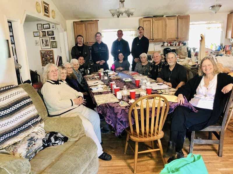 Sts. Catherine and Vincent Chapter of the Dominican Laity, Yuba City, California